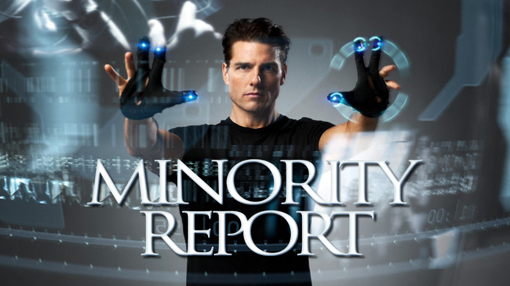 "And You Thought ""Minority Report"" Was Just Science Fiction?"