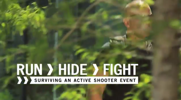 Intense & Timely Video Shows How to Survive Mass Shooting
