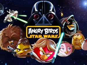Angry Birds + Star Wars = Extremely Profitable Concept