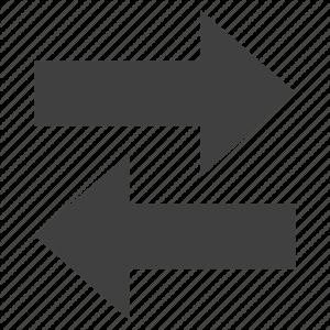 2 arrows