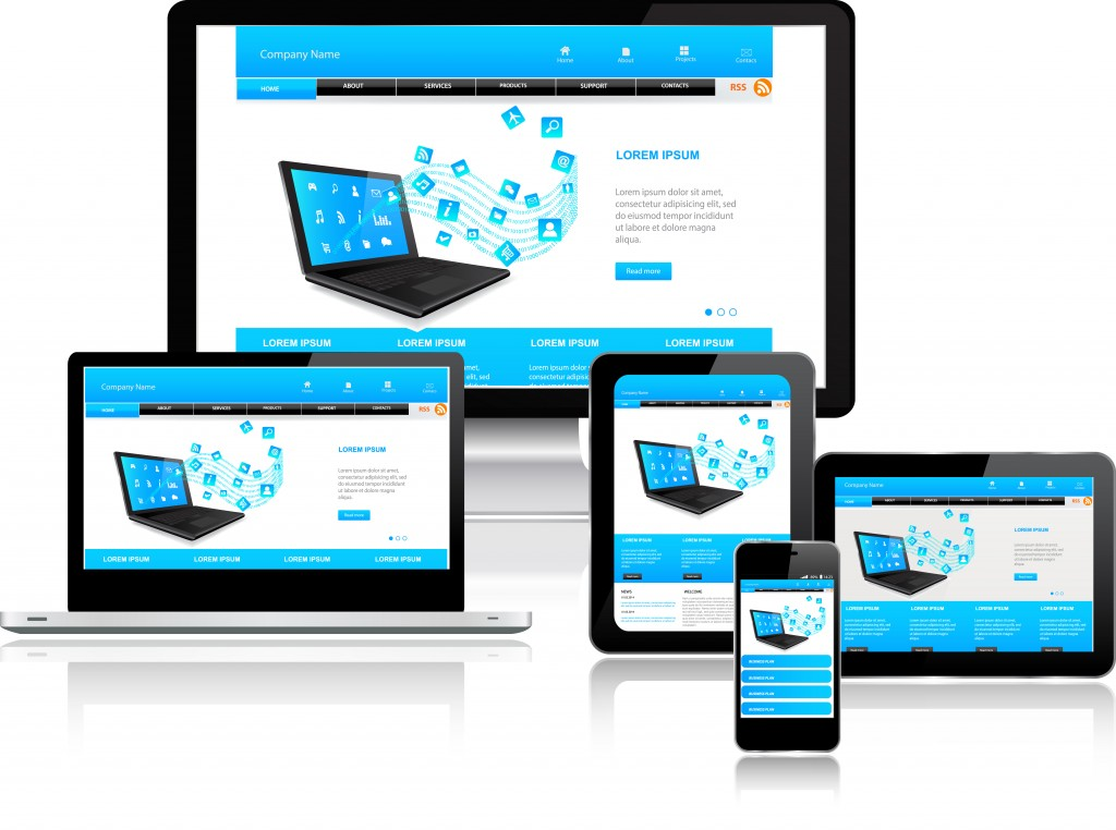 What Is A Responsive Website Design?